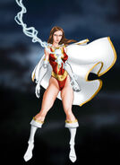 Mary marvel new 52 lady shazam by cmeza-d6410rx