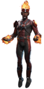 Injustice 2 firestorm Jason