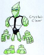Crystle Clear by JakRabbit96