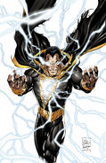 Justice League of America Vol 3 7 4 Black Adam Textless