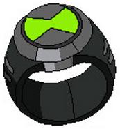 Gwen 10's Omnitrix