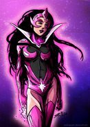 Star Sapphire (new outfit)