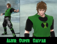 Scv ben as super saiyan by leehatake93-d5tv8li