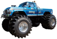 Bigfoot (vehicle mode)
