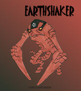 Earthshaker by kjmarch
