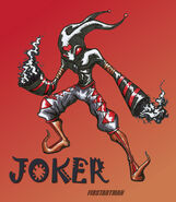 Joker by kjmarch