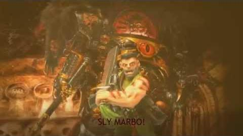 SLY MARBO!