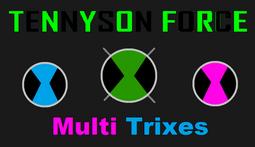 Tennyson Force Multi Trixes Logo