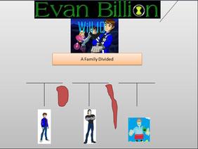 Evan Billion-Will 10 - A Family Divided