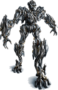 Orion Pax - Protoform