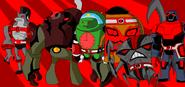 Alien Lineup Ending