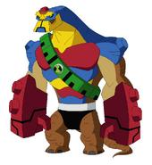 Bloxxsaur Concept