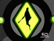 Omnitrix showing Ghostfreak