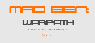 Mad ben warpath logo
