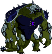 BBO Ultimate Humungousaur (Negative)