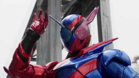 『Be The One』Kamen Rider Build OP - Pandora ft. Beverly