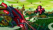 Malgax Attacks Ghostfreak 4