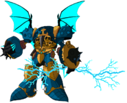 Sooper Battle Armor Of Ultimate DOOOOM!!