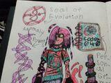 """SCP-040 (""""Evolution's Child"""") (Agent XI Canon)"""