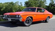 69 Chevelle SS396