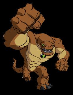 Humungousaur BTOU