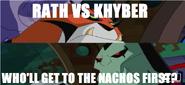 NACHO RUSH RATH