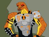 Humungousaur (Mad Ben-OH)