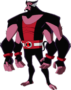 Negative Spider Arms Official