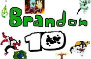 Brandon 10 Logo