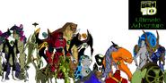 Ben 10- Ultimate Adventures Cool Logo