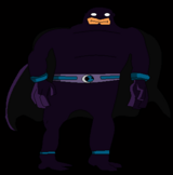 Corrupted Shadow (Earth-73)/Timeline 1