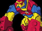 Bloxx (Earth-123/Dimension 55)