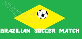 Brazilian Soccer Match