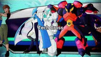 Tech Cross ED1