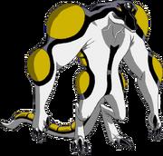 King boltra's desturctive form