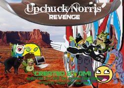 UpchuckNorrisRevengePromoPoster