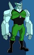 Diamondhead X9 Standing