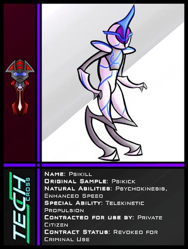 PsiKill Card