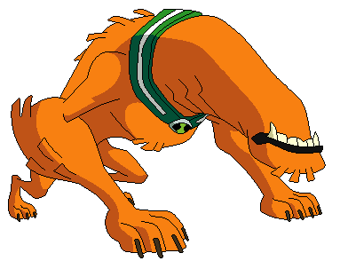 Ben 10-Wildmutt 1 by GiuseppeDiRosso on DeviantArt