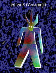 Alien X (Version 2)