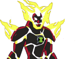 Ultimate Heatblast(MuriloX)
