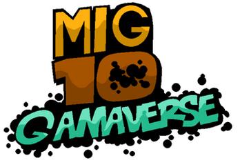 Mig 10 Gamaverse Logo