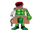 Awesome Betterhero (alien)
