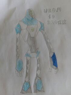 Neon 10 Bloxx