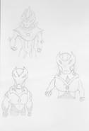 Heal X Concept Art