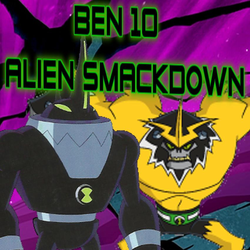 Smackdown 14: Eatle vs Shocksquatch | Ben 10 Fan Fiction