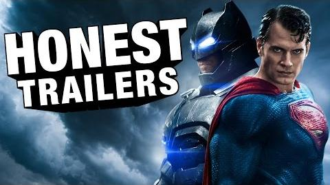 Honest Trailers - Batman v Superman Dawn of Justice
