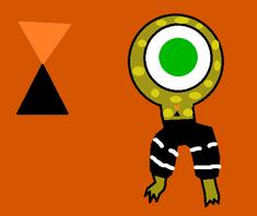 Devolved Eye Guy