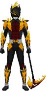 Pyronite Suit