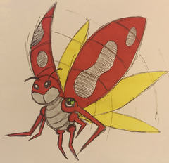 Shadybug Sketch
